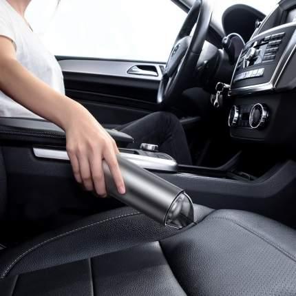 Портативный пылесос Baseus Capsule Cordless Vacuum Cleaner серый (CRXCQ01-0S)