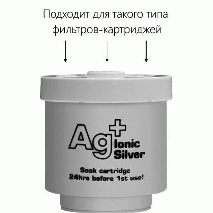 Наполнитель Silver Par для фильтра-картриджа А7531