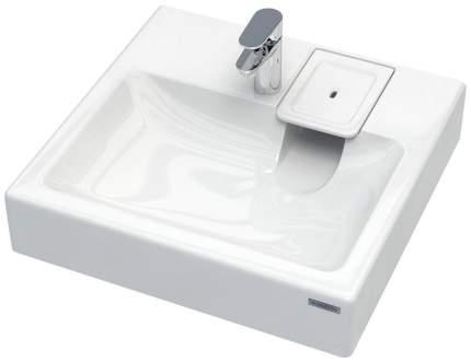 Раковина над стиральной машиной WELT 730431, белая, 60х60, с комплектом, Paulmark