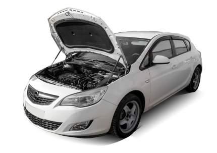Упоры капота АвтоУПОР Opel Astra J хэтчбек 5-дв., универсал, седан 2009-2017, UOPAST011