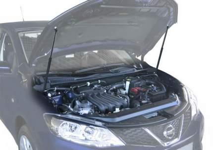 Упоры капота АвтоУПОР для Nissan Tiida II 2015-2016, 2 шт., UNITII021