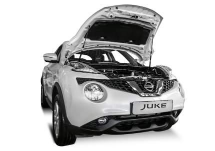 Упоры капота АвтоУПОР для Nissan Juke I 2010-2014 2014-н.в., 2 шт., UNIJUK012