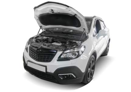 Упоры капота АвтоУПОР для Opel Mokka 2012-2016, 2 шт., UOPMOK011