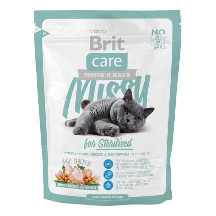 Сухой корм для кошек Brit Care Missy for Sterilised, для стерилизованных, курица, 2кг