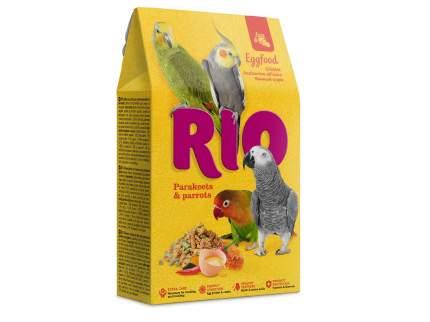 Яичный корм для средних и крупных попугаев RIO Eggfood, 250 г