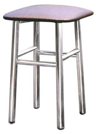 Табурет StolProm Фуга S-COV-515/Хром, Кожзам S-COV/хромированный металл