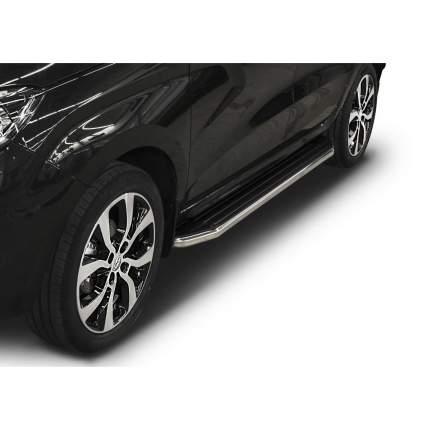"""Пороги на автомобиль """"Premium"""" RIVAL для Lada Xray 2015-н.в. 173 см, 2 шт. A173ALP.6002.1"""