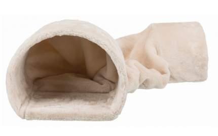 Туннель для кроликов и морских свинок Trixie, 27x21x80 см, бежевый