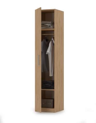 Шкаф для одежды Mobi Гравити 10.76 гикори рокфорд натуральный, 44,8х50,3х210,3 см