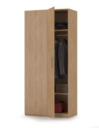 Шкаф для одежды Mobi Гравити 10.75 гикори рокфорд натуральный, 95,1х50,3х210,3 см