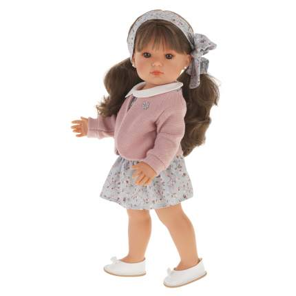 Кукла Белла в розовом болеро, 45 см Antonio Juan 2818P