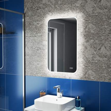 Зеркало Tiko Solli 50х80 с LED подсветкой и выключателем