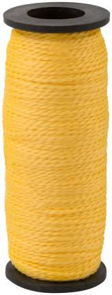 Шнур разметочный 50 м, желтый КУРС 04712