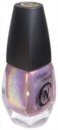 Лак для ногтей Chatte Noire Суперголография №725 Розово-сиреневый голографический 15 мл
