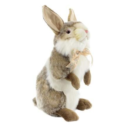 Мягкая игрушка Hansa Кролик коричневый, 37 см