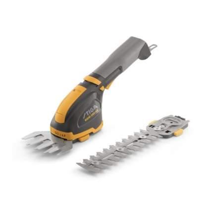 STIGA SGM 102 AE Аккумуляторные ножницы для травы 100мм. 2,5Ач