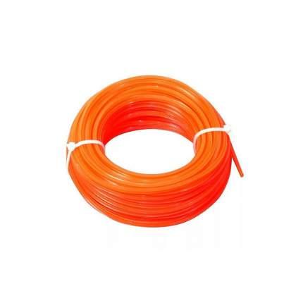 Энергомаш ТЛ3535-2.0-0-15Э Леска 2мм 15м круг, оранжевый