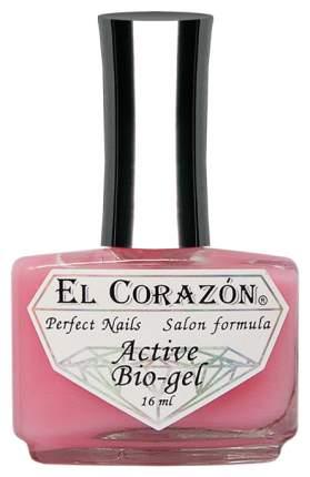 Лак для ногтей El Corazon Active Bio-gel Color №423 16 мл