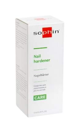 Лак для ногтей Sophin 508 Nail Hardener Прозрачный 12 мл