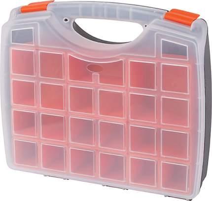 """Ящик для крепежа (органайзер), съемные ячейки 13"""" FIT 65663"""