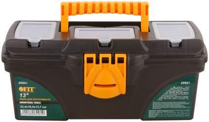 """Ящик для инструмента пластиковый 13""""  FIT 65561"""