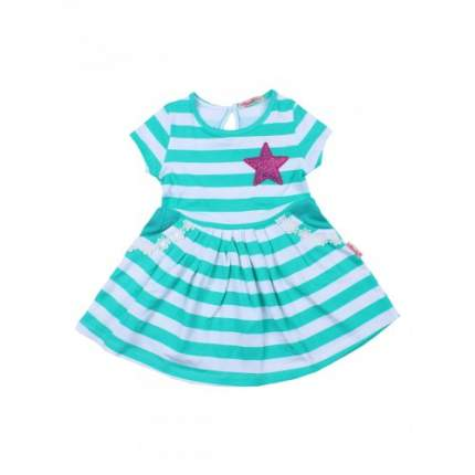 Платье для девочек Bonito kids, цв. ментоловый, р.110