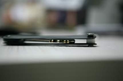 Комплект ключниц SmartPoket L черный
