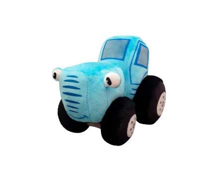 Мягкая игрушка Играмир Синий трактор, 20 см