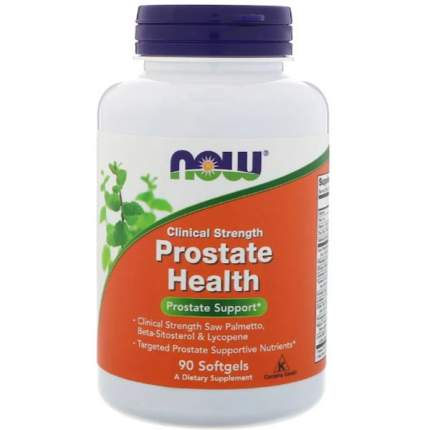 NOW Prostate Health 90 капсул