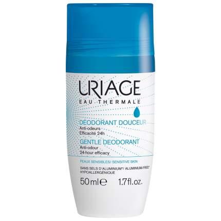 Дезодорант Uriage Без солей алюминия 50 мл