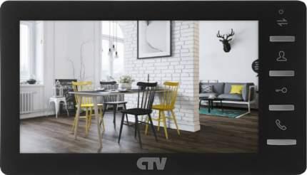 Видеодомофон CTV-M1701MD - черный