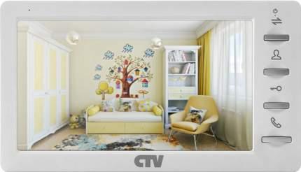Видеодомофон CTV-M1701MD - белый