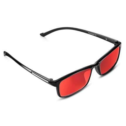 Очки для дальтоников Pilestone GM-2 (Средняя/сильная степень)