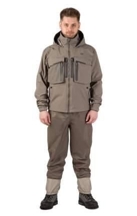 Куртка мембранная для забродной рыбалки FHM Brook/000004-0009-XL
