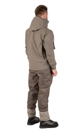 Куртка мембранная для забродной рыбалки FHM Brook/000004-0009-4XL