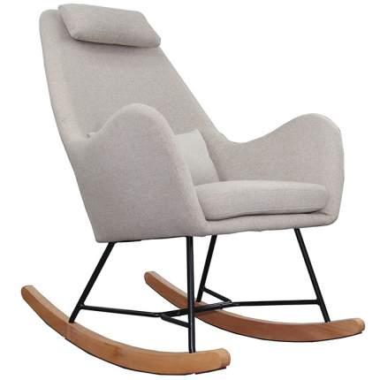 Кресло-качалка Мебель Импэкс Leset DUGLAS KR908-2, серый