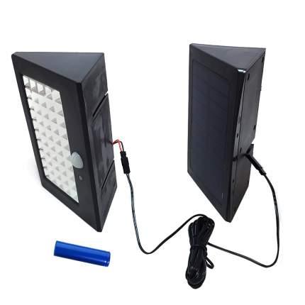 Уличный LED светильник Espada E-WTS6804, IP65, 5W, с аккумулятором