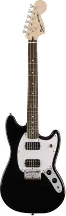 Электрогитара Squier by Fender Bullet Mustang HH BLK
