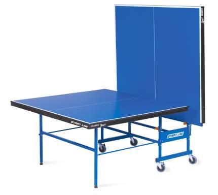 Теннисный стол Start Line Sport синий/черный