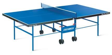 Теннисный стол Start Line Club PRO синий/черный, с сеткой