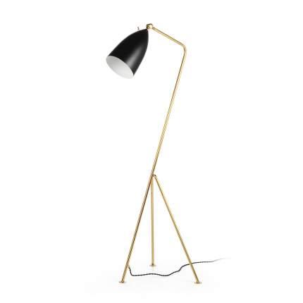 Напольный светильник Cosmo Grashoppa EL001-brass