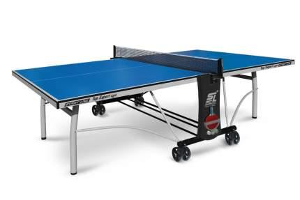 Теннисный стол Start Line Top Expert Light синий/серый, с сеткой