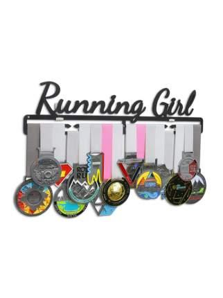 Держатель для медалей (Медальница) Running Girl