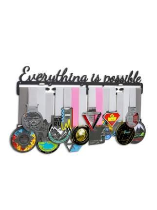 Держатель для медалей (Медальница) Everything is possible 2.0