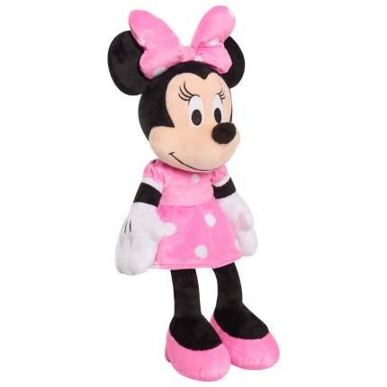 Мягкая игрушка Minnie Mouse в розовом Дисней 40 см