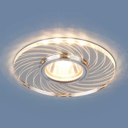 Встраиваемый точечный светильник с LED подсветкой Elektrostandard 2203 MR16