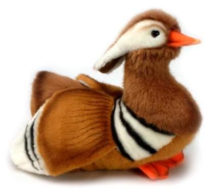 Мягкая игрушка Hansa Утенок утки-мандаринки, 24 см