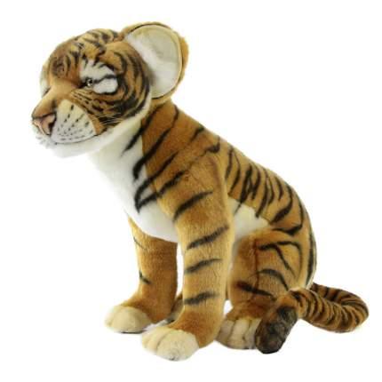 Мягкая игрушка Hansa Детеныш тигренка сидящий, 41 см