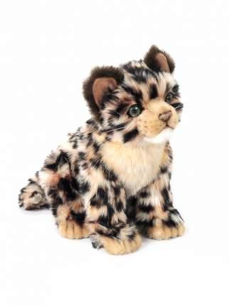 Мягкая игрушка Hansa Леопард сидящий, 30 см