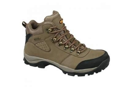 Ботинки THB Berg, коричневый